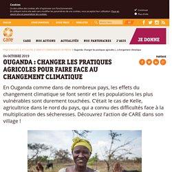 L'agriculture à l'épreuve du changement climatique en Ouganda