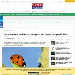 Salon de l'agriculture : Les solutions de biocontrôle pour se passer des pesticides