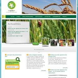 OPABA : Agriculture Biologique et Biodynamique en Alsace