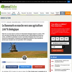 Le Danemark en route vers une agriculture 100% biologique