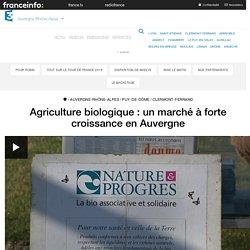 FRANCE 3 14/03/17 Agriculture biologique : un marché à forte croissance en Auvergne