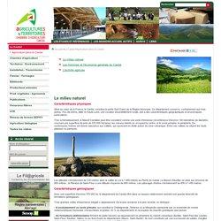 Agriculture dans le Cantal - Chambre d'agriculture du Cantal