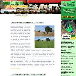 agriculture de conservation (Partenaires) : Aitchison