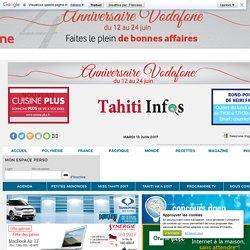 TAHITI INFOS 12/06/17 Agriculture durable : l'aquaponie fait des émules à Tahiti