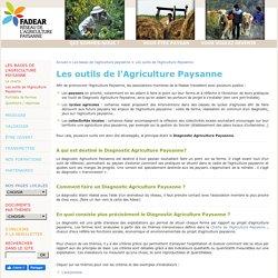 Agriculture paysanne - Les outils de l'Agriculture Paysanne