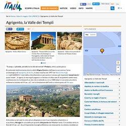 Agrigento, la Valle dei Templi-Siti UNESCO-Idee di viaggio