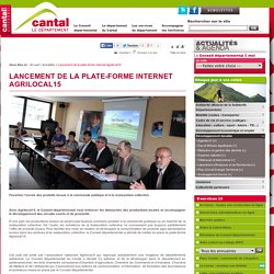 CANTAL_FR - 2014 - Lancement de la plate-forme Internet Agrilocal15
