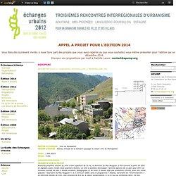 Agriparc - Échanges Urbains // Pour un urbanisme durable des villes et des villages