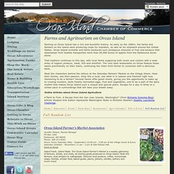 Orcas Island Chamber of Commerce