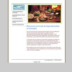 Agro-alimentaire en Auvergne