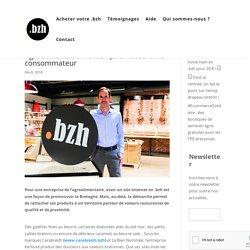 Agroalimentaire : le .bzh pour rassurer le consommateur - .BZH - L'extension internet de la Bretagne