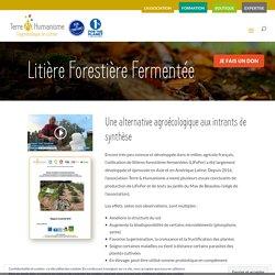 Litière forestière fermentée - Agroécologie et Permaculture