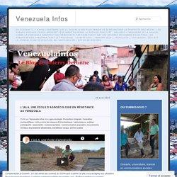 L'IALA, une école d'agroécologie en résistance au Venezuela
