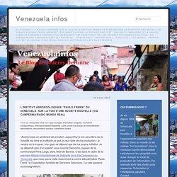 """L'Institut Agroécologique """"Paulo Freire"""" du Venezuela: sur la voie d'une société nouvelle (Via Campesina/Radio Mundo Real)"""