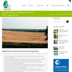 Agroforesterie, la place de l'arbre dans l'agriculture - Parc naturel régional du Gâtinais français