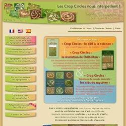 Agroglyphes.fr - Daniel HARRAN - Une approche différente des Crop Circles...