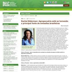 Agropecuária está se tornando a principal fonte de emissões brasileiras