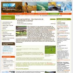 425 - Les agrosystèmes : des réservoirs de biodiversité à valoriser