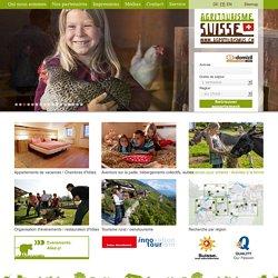 Agrotourismus  - Start