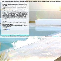 Los Jardines de Palerm ~ Agroturismo ~ Hotels ~ Accommodation ~ Ibiza Guide