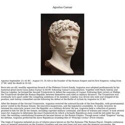 Agustus Caesar