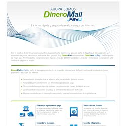 Ahora somos DineroMail by PayU