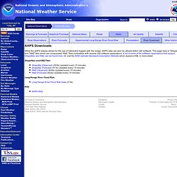NWS Gages Download