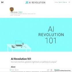AI Revolution 101 — AI Revolution