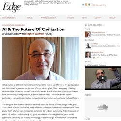 AI & The Future Of Civilization