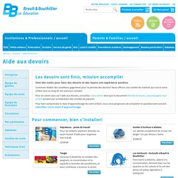 Aide aux devoirs - BB.ca