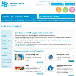 Aide aux devoirs - BB.ca