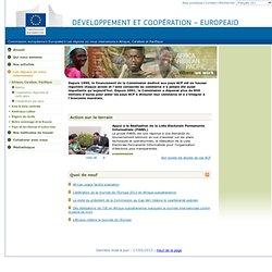 Aide extérieure et pays ACP