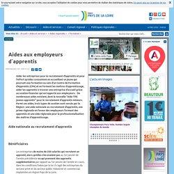 Aides aux employeurs d´apprentis