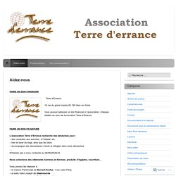 Association Terre d'errance