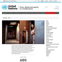 United Nations - AIDS