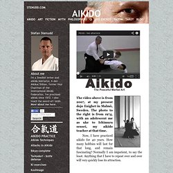 AIKIDO - The Peaceful Martial Art