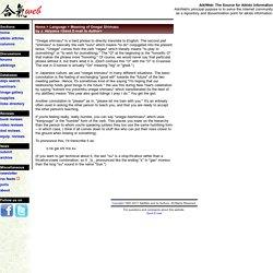 AikiWeb Aikido Information: Language: Meaning of Onegai Shimasu