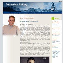 Le bonheur ailleurs - la compétition ne rend pas heureux - par Sébastien Epiney