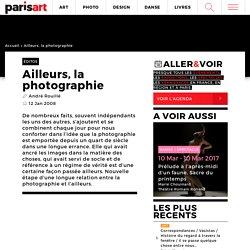 Ailleurs, la photographie : Paris Art