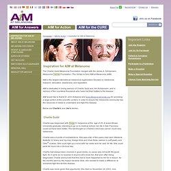 Aim at Melanoma - Inspiration for AIM at Melanoma