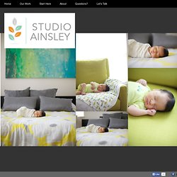 Studio Ainsley | Houston Newborn Maternity Photography - Rates