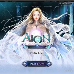 Aion Online: The Official Fantasy MMORPG Website