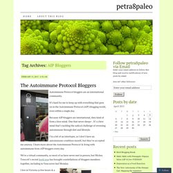 AIP Bloggers