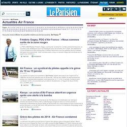 Air France, actualité Air France avec Le Parisien.fr