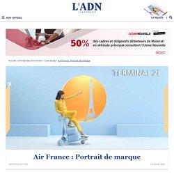 Air France : Portrait de marque - L'ADN