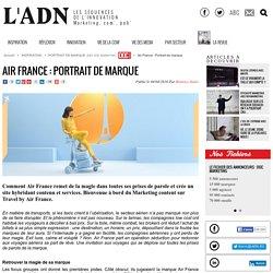 Air France : Portrait de marque - PORTRAIT DE MARQUE