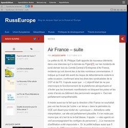 Air France – suite