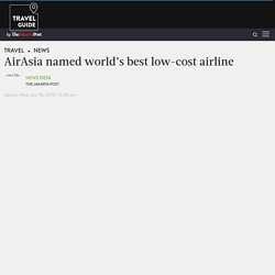 AirAsia named world's best low-cost airline - News