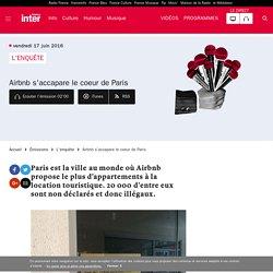 Airbnb s'accapare le coeur de Paris