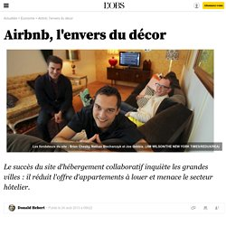 Airbnb, l'envers du décor